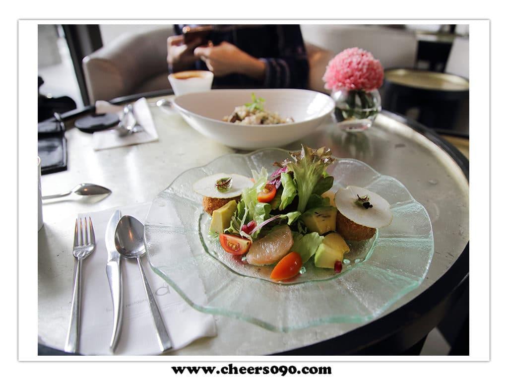 bar&restaurant a3 餐廳 BELLAVITA 美食 下午茶 時尚